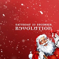 Bring On Christmas. 23rd Dec. Revolution Cardiff