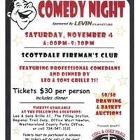 Coal &amp Coke Trail Annual Comedy Night