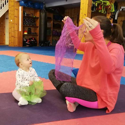 Baby & Tots Yoga