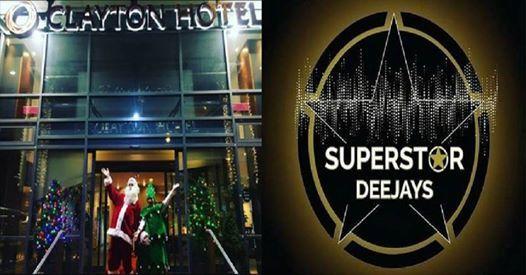 Superstar Deejays Extravaganza Night