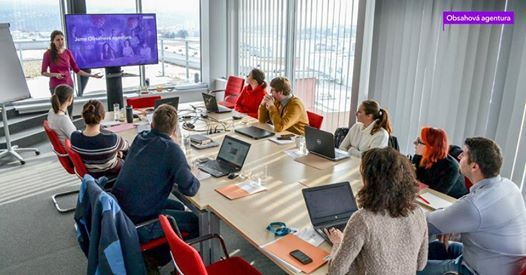 Workshop - Jak pipravit obsahovou strategii - 5. 3. 2019