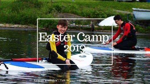 Boatwork Easter Camp