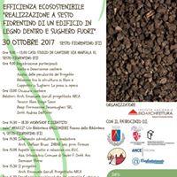 Seminario-Workshop Itinerari di Bioarchitettura