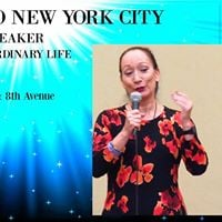 New Life Expo Barbara Calvano Speaker
