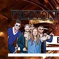 3.24.17 Freevolt Live at Monopole - Plattsburgh NY