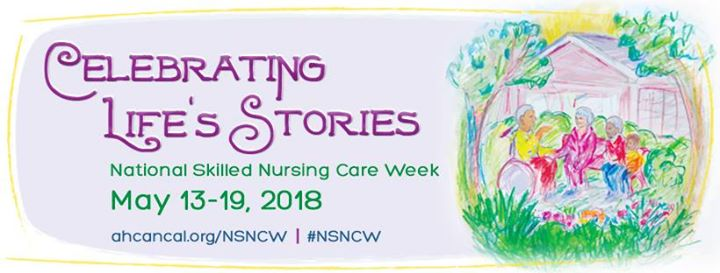 Captivating National Skilled Nursing Care Week At The Gardens On University, Spokane  Valley