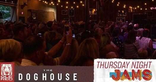 Thursday Night Jams at Ole Red Tishomingo, Tishomingo