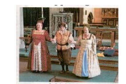 A Tudor Christmas for our members