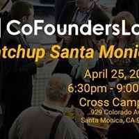 CoFoundersLab Santa Monica - Pitch Network Matchup