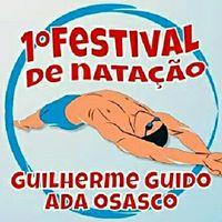 1 Festival De Natao Guilherme Guido ADA Osasco