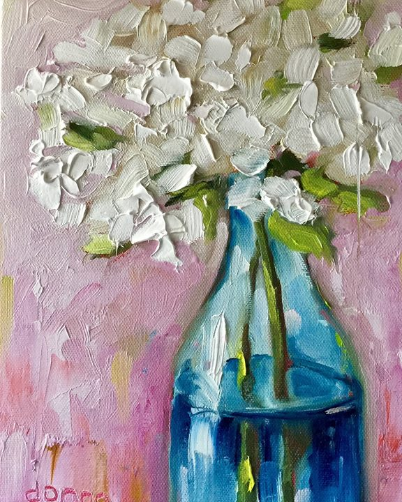 Beginner Oil Painting With Donna Downey