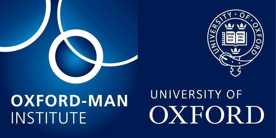 Oxford-Man Institute Quantitative Finance Seminar at
