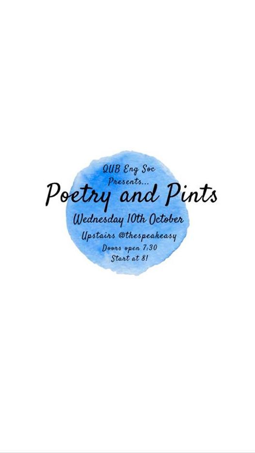 Poetry and Pints