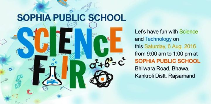 science fair at kankroli rajsmand rajsamand