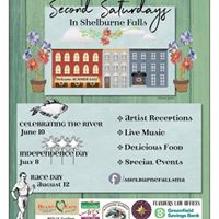 Second Saturdays in Shelburne Falls - Race Day