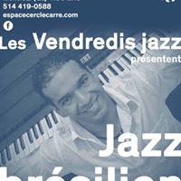 Vendredi Jazz brsilien avec Manoel Vieira
