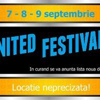 United Festival at Craiova 2017