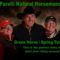 Parelli Clinic Spring Tune-up (Level 1-4)