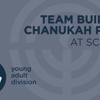 YAD - Teambuilding Chanukah Party at Scene 75