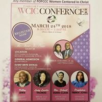 WCIC Conference 2018