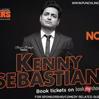 Punchliners Standup Comedy Show ft. Kenny Sebastian in Noida