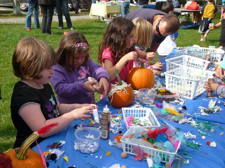 Belle Isle Harvest Festival