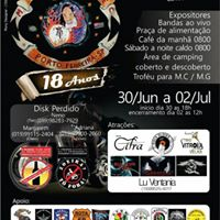 18 Anos De Magos Motorcycle Mc
