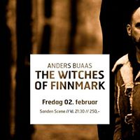 Anders Buaas - The Witches of Finnmark  Blgen Kulturhus