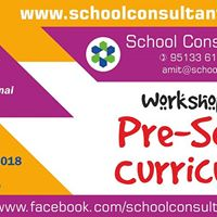 Pre-School  Curriculum Workshop  Ghaziabad