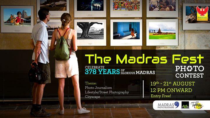The Madras Fest Photo Contest