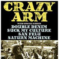 Crazy Arm xmas do  Suck My Culture San Felu &amp Saturn Machi