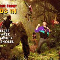 Ragga Terror Front presents DEN BOS IN