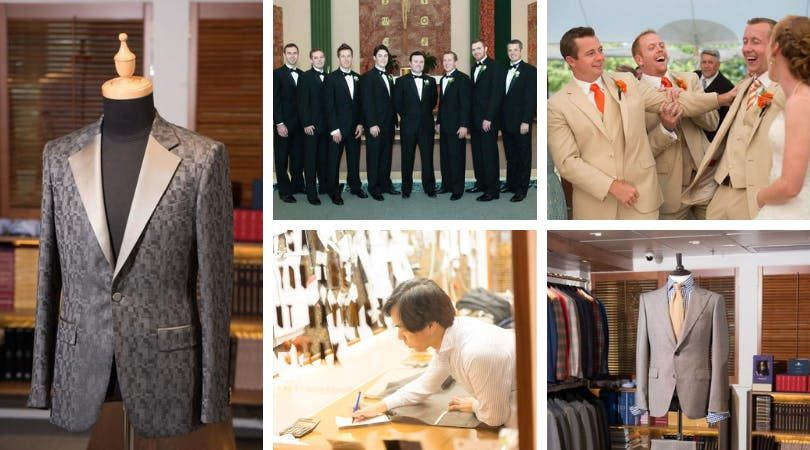 Tailor-M Bespoke Suit Tailors World Tour - Cincinnati