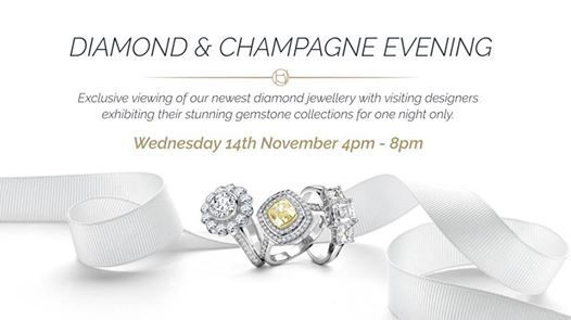 Diamond & Champagne Evening
