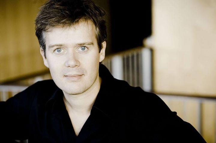Cologne World premiere of Michel van der Aas double concerto