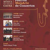 Festival MaisArte de Concertos
