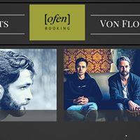 Ben Wuyts [UK indie pop] Von Flocken [D indie elektro]
