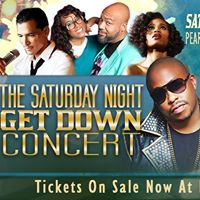 The Saturday Night Get Down feat. Raheem DaVaughn with El Debarge Algebra Blessett &amp Kindred The Family Soul