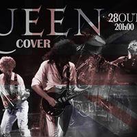 Queen Cover - Estrela da Serra Turismo e Eventos