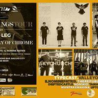 Crows and Vikings Tour (Baguio Leg)