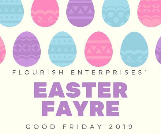 CakeFox  Flourish Enterprises Easter Event