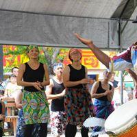 Drum &amp Dance Workshops with Bangourake