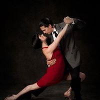 Tango with Carlos Barrionuevo &amp Mayte Valdes at Downtown Dance