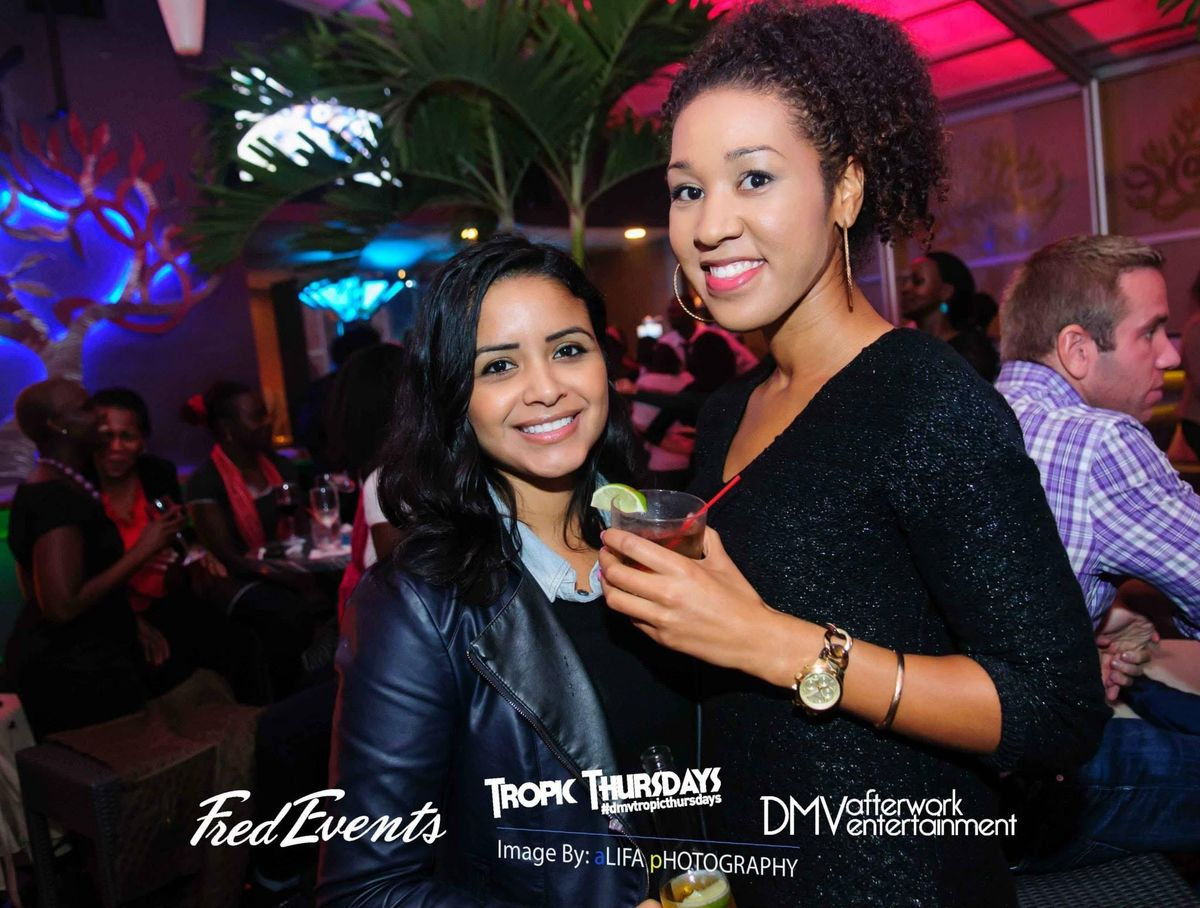 TropicTHDC Thursday Social  Afro-Caribbean Professionals Sep 26