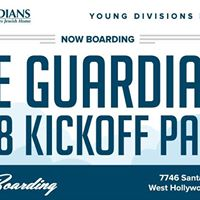 Now Boarding The Guardians 2018 Kickoff Party