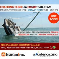 Coaching Clinic On Bad Team