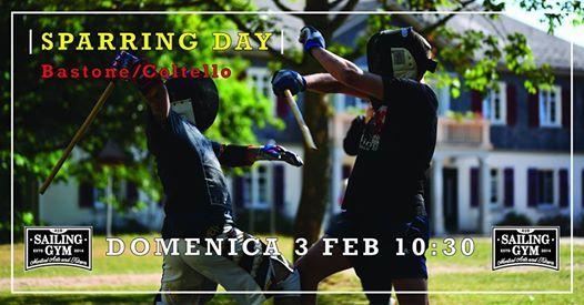 Sparring Day 3 Febbraio 10.30