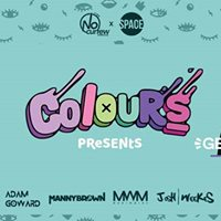 Colours Leeds Presents George Kwali  Fri 24th November