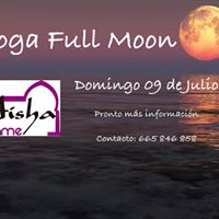 Yoga Full Moon