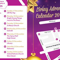 Living Advent Calendar 1-24 Dec